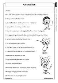 printable worksheets for year 3 english free printable third