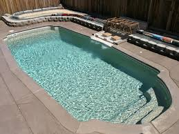 fiberglass swimming pool paint color finish pebble beach 21 calm