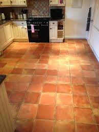 Kitchen Tile Flooring by Stone Cleaning And Polishing Tips For Terracotta Floors