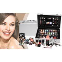 60 Piece Vanity Case National U2013 51 Piece Urban Beauty Vanity Case From Mighty Deals