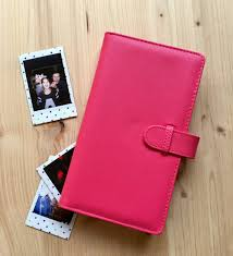 wallet size photo album instax photo album for instax mini size instax photo album