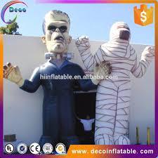 Giant Inflatable Halloween Cat Halloween Inflatable Mummy Halloween Inflatable Mummy Suppliers