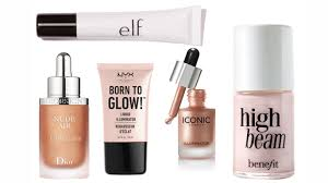 Serum Nyx five of the best liquid highlighters times2 the times