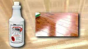 Best Laminate Floor Cleaner For Shine How To Shine Hardwood Floors Easy And Inexpensive Youtube