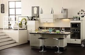 amenagement cuisine ilot central aménagement de cuisine galerie photos de dossier 318 379