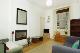 edinburgh apartments thorntree st apartment leith living room