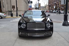 matte gold bentley 2017 bentley mulsanne stock bd220 for sale near chicago il il
