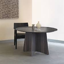 Contemporary Conference Table Maya Modern Round Conference Table Eurway Furniture