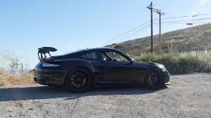 porsche custom paint porsche carrera 911 gt3 rs paint to sample black 1 20 rare custom