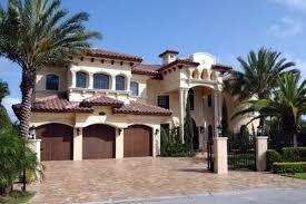 luxury mediterranean homes hacienda style homes mediterranean house plans