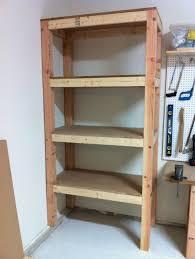 storage organization unfinished wooden garage storage shelves unfinished wooden garage storage shelves design ideas