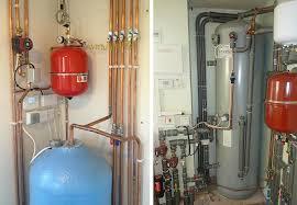north devon unvented water cylinder installer