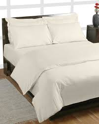 1000 Count Thread Sheets Cream Egyptian Cotton Duvet Cover With Pillowcases 1000 Thread