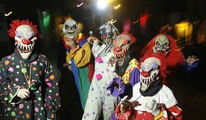 clowns for hire island clown craze this is not the time they caused panic