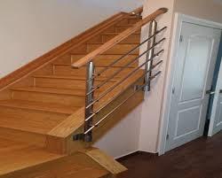Wood Handrail Kits Staircase Handrail Kit Flauminc Com