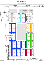 Sands Expo And Convention Center Floor Plan Trade Shows U2013 G Element