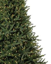 decoration slim trees artificial pre lit led