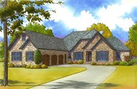 courtyard garage house plans 4 bed style with courtyard entry garage 70507mk