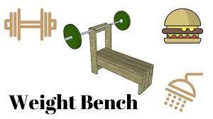 weight bench plans youtube