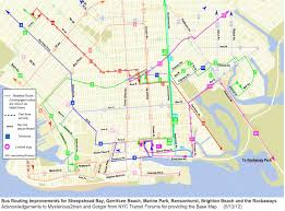 B15 Bus Route Map by Brooklyn Bus Routes Images Reverse Search
