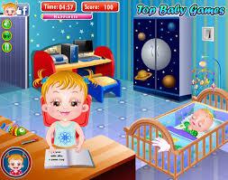 Baby Hazel Room Games - baby hazel sibling surprise girls games gamingcloud