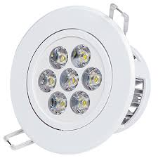 Recessed Led Light Fixtures Led Recessed Light Fixture Aimable 40 Watt Equivalent 4 25