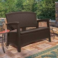 Garden Loveseat Loveseat Outdoor Furniture Home U0026 Garden Suncast Corporation