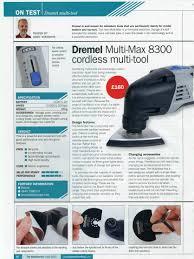 dremel multi max 8300