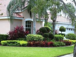 landscape country style landscaping front yard design newest small