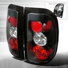98 dakota tail lights 97 04 dodge dakota led black tail lights trucks pinterest