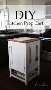 how to build a small kitchen island with cabinets how to small kitchen island prep cart with compost