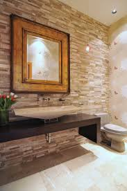 Bathroom Vanity Backsplash Ideas 9 Best Powder Room Images On Pinterest Bathroom Ideas Bathroom