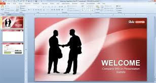 powerpoint presentation slides design free download for 2007