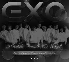 exo growl lyrics download exo growl music video exo 12 wolves from exo planet