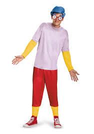 Halloween Costumes Simpsons Millhouse Deluxe Costume