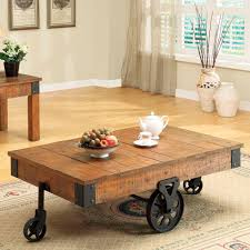 Coffee Table Styles by Coaster Country Style Coffee Table Gadget Flow