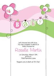 free printable baby shower invitations for a search