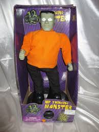 image gemmy animated hip swinging monster mash frankenstein