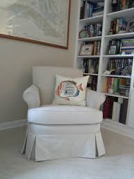 Slipcovers From Drop Cloths Dropcloth Slip Covers Marge U0027s Custom Slipcovers