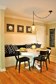 Dining Room With Banquette Seating by Dining Room Dining Room Table With Banquette Seating Small Home
