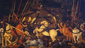 Spiritual Warfare Flags Battle Gallery Bestofpainting