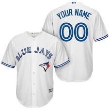 toronto blue jays customized jersey blue jays personalized