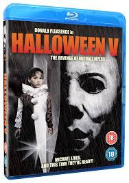 halloween 5 the revenge of michael myers uk halloween 5 the revenge of michael myers blu ray review hi