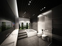 Black Modern Bathroom Modern Concept Black Modern Bathroom Toilet