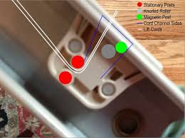 How To Fix Blinds String 19 Best Blind Repair Instructions Images On Pinterest Cellular