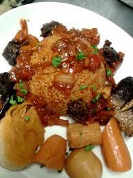 spécialités africaines la baule cuisine du monde la gargote