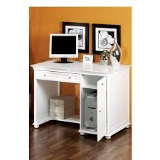 White Writing Desk With Hutch by Home Decorators Collection Hampton Harbor White Desk 3650600410