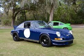 1972 Porsche 911 Rs Outlaw Hunting Ridge Motors