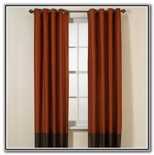 Burnt Orange Curtains And Drapes Interesting Burnt Orange Curtains And Curtains And Drapes Orange