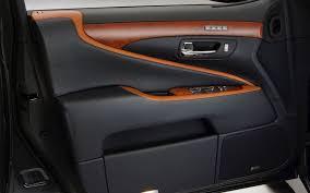 lexus sc300 door panel lexus launches 2011 ls460 touring edition model photo gallery
